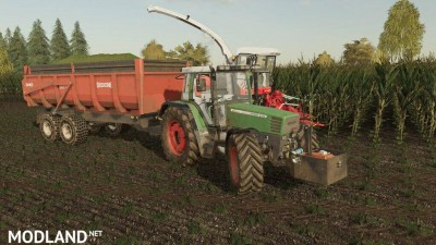 Duchesne Trailer 16T v 1.2, 2 photo