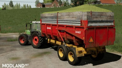 Duchesne Trailer 16T v 1.2, 5 photo