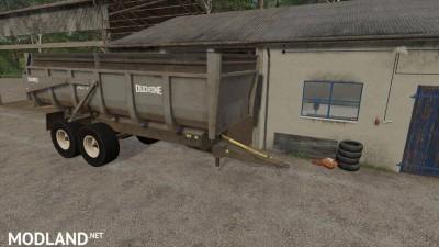 Duchesne Trailer 16T v 1.2, 6 photo