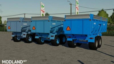 Duchesne Trailer 16T v 1.2, 1 photo
