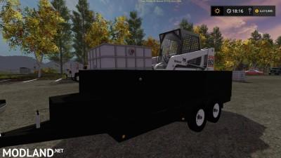 Dump trailer v 1.0, 1 photo