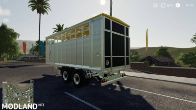 Fliegl animal trailer v 1.0, 3 photo