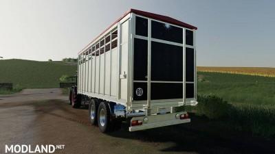 Fliegl Animal Transporter v1.0, 3 photo