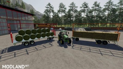 Fliegl DPW210 Bales-Autoload v 1.0, 1 photo