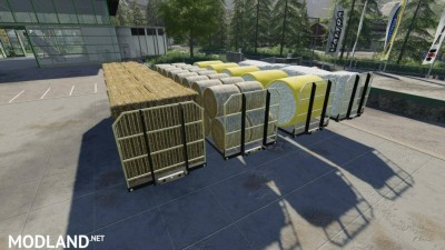 Fliegl Flatbed Semitrailer v 1.1, 2 photo