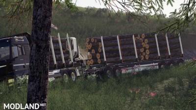 Fliegl Log Trailer v 2.0, 5 photo