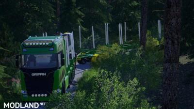 Fliegl Log Trailer v 3.0, 3 photo