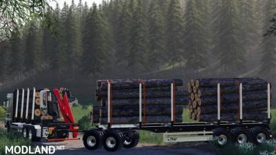 Fliegl Log Trailer v 3.0, 6 photo