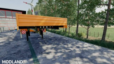 Fliegl Low Loader v 1.0, 4 photo