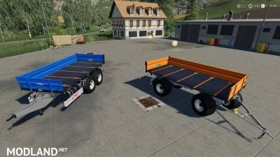 Fliegl Trailer Pack TDK 160 & DK160 v 1.2, 2 photo