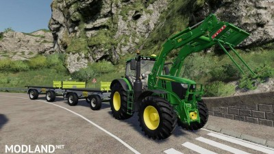 Fliegl Trailer Pack v 1.0, 2 photo