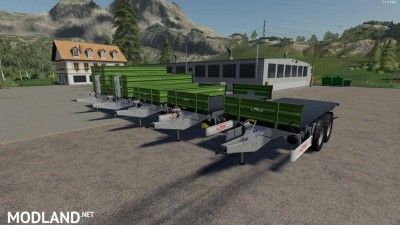 Fliegl Trailer Pack v 1.0, 1 photo