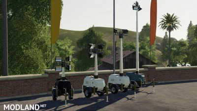 Flood Light Trailer v 1.1, 2 photo