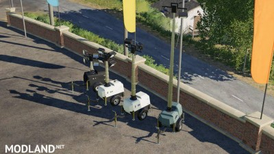 Flood Light Trailer v 1.1, 3 photo