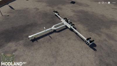 Foldable Multi trailer attacher v 1.0, 2 photo