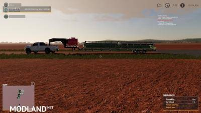 Gooseneck Header Trailer v 1.0, 1 photo