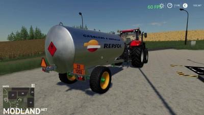 Joskin Diesel Repsol v 1.0, 3 photo