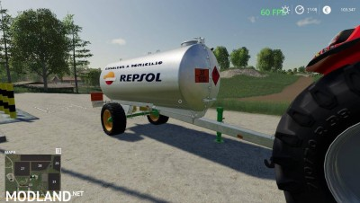Joskin Diesel Repsol v 1.0, 4 photo