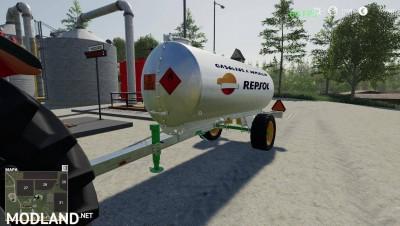 Joskin Diesel Repsol v 1.0, 5 photo
