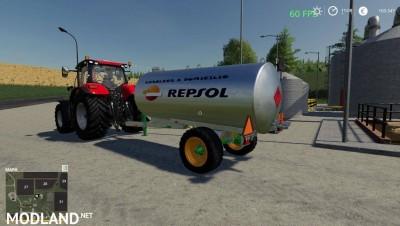Joskin Diesel Repsol v 1.0, 2 photo