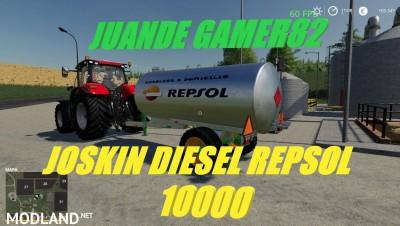 Joskin Diesel Repsol v 1.0, 1 photo