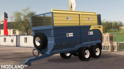 FS19 KANE TRAILER PACK v 1.0, 2 photo