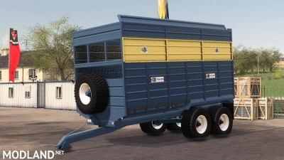 FS19 KANE TRAILER PACK v 1.0, 1 photo