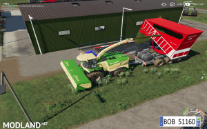 FS 19 MASSEY FERGUSON KRONE CARGO v 1.0.0.1, 8 photo
