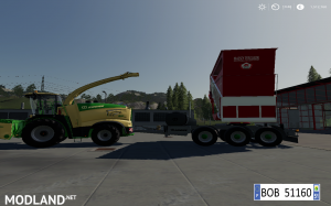 FS 19 MASSEY FERGUSON KRONE CARGO v 1.0.0.1, 4 photo