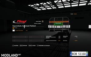FLIEGL FLATBED ROUND SQUARE AUTOLOAD v 1.0.0.4, 2 photo