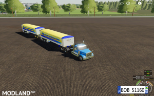 FS19 TRAILER NEW HOLLAND v 1.0.0.2, 9 photo