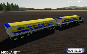 FS19 TRAILER NEW HOLLAND v 1.0.0.2, 8 photo
