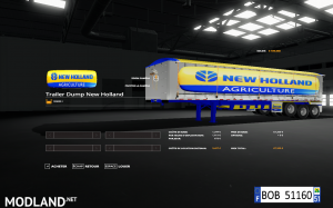 FS19 TRAILER NEW HOLLAND v 1.0.0.2, 3 photo