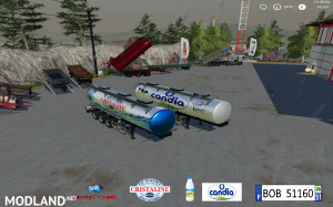 Trailer Cristaline Candia by BOB51160 v 1.0, 6 photo