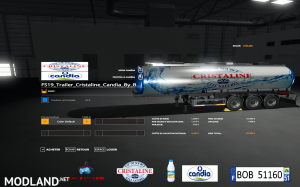 Trailer Cristaline Candia by BOB51160 v 1.0, 5 photo