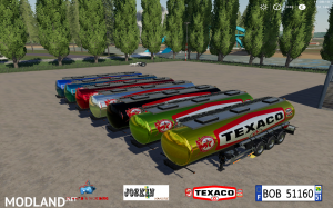 Texaco Joskin Trailer by BOB51160 v 1.1, 7 photo