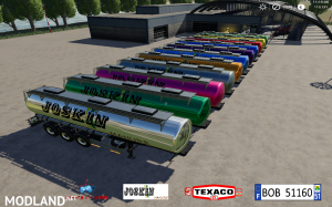 Texaco Joskin Trailer by BOB51160 v 1.1, 9 photo