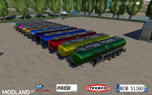 Texaco Joskin Trailer by BOB51160 v 1.1, 10 photo