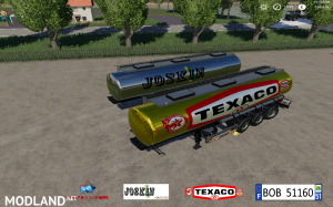 Texaco Joskin Trailer by BOB51160 v 1.1, 6 photo