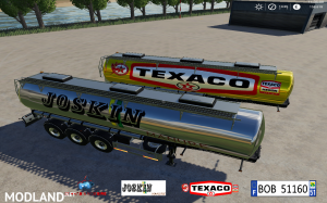 Texaco Joskin Trailer by BOB51160 v 1.1, 1 photo
