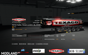 Texaco Joskin Trailer by BOB51160 v 1.1, 2 photo