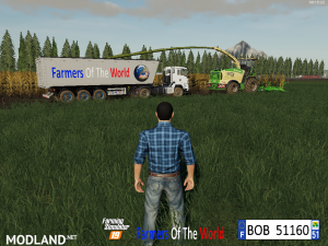 Trailer Farmers Of The World By BOB51160 v 1.0, 6 photo