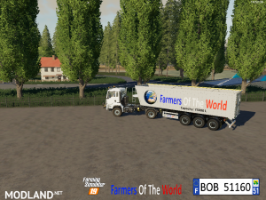 Trailer Farmers Of The World By BOB51160 v 1.0, 4 photo