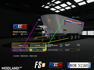 FS19 Peecon Global Company AutoLoad by BOB51160, 2 photo