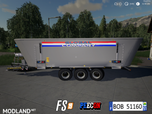 FS19 Peecon Global Company AutoLoad by BOB51160 - Direct Download image
