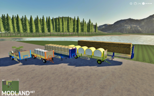 KOGEL AUTOLOADER TRAILER 10M FS19 v 1.0, 2 photo
