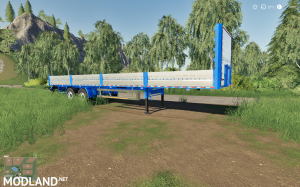 KOGEL AUTOLOADER SEMITRAILER 15M FS19 v 1.0, 1 photo