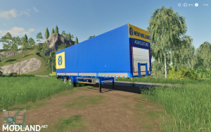 KOGEL AUTOLOADER SEMITRAILER 15M FS19 v 1.0, 2 photo