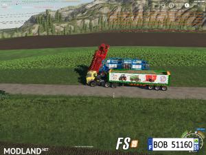 FS19 Trailer Dump Capacity 200000L by BOB51160, 9 photo