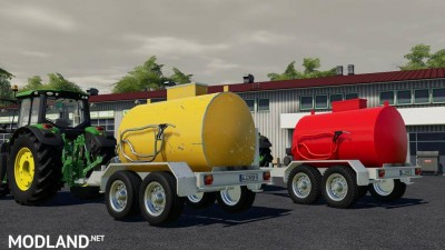 Fuel Trailer v 1.0